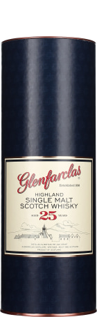 Glenfarclas 25 years Single Malt 70cl