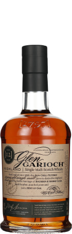 Glen Garioch 12 years Single Malt 70cl