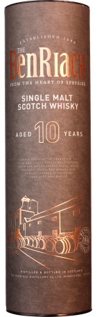 Benriach 10 years Single Malt 70cl