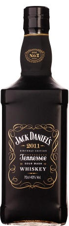Jack Daniels 161th Birthday 70cl
