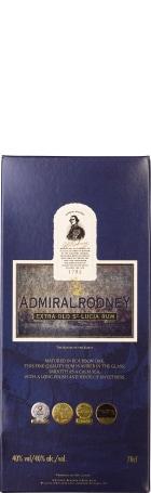 Admiral Rodney XO Rum 70cl