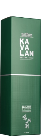 Kavalan Concertmaster Port Cask Finish 70cl
