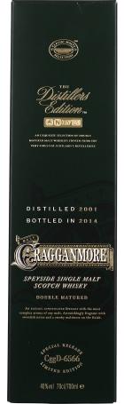 Cragganmore Distillers Edition 2001-2014 70cl