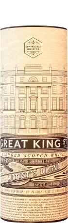 Compass Box Great King Street Artist's Blend 50cl