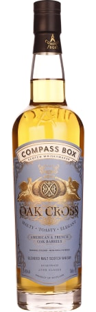Compass Box Oak Cross 70cl