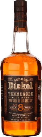 George Dickel No. 8 1ltr