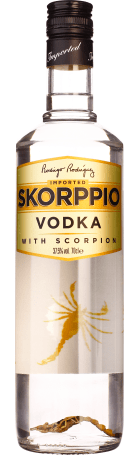 Skorppio Vodka 70cl