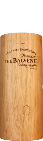 Balvenie 40 years Single Malt batch 2 70cl
