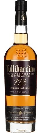 Tullibardine 228 Burgundy Finish 70cl