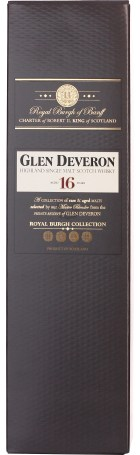 Glen Deveron 16 years Single Malt 1ltr