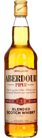 Aberdour Piper Blended Scotch 70cl