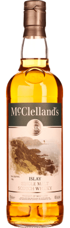 McClelland's Islay Single Malt 70cl