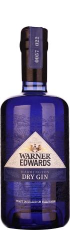 Warner Edwards Harrington Dry Gin 70cl