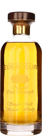 Edradour Vintage 2003 Bourbon Natural Cask Strength 70cl