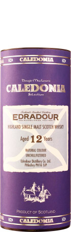 Edradour 12 years Dougie MacLean Caledonia Selection 70cl