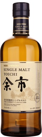 Nikka Yoichi non age 70cl