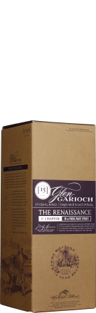 Glen Garioch 15 years Renaissance Chapter 1 70cl