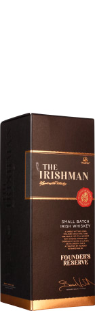 The Irishman Founder's Reserve 70cl