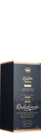Dalwhinnie Distillers Edition 1996-2012 1ltr
