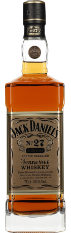 Jack Daniels Gold no 27 Double Barrel 70cl