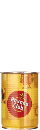 Havana Club Tin Cup 25cl