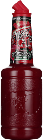 Finest Call Strawberry Purree mix 1ltr