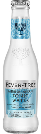 Fever Tree Mediterranean Tonic 24x20c