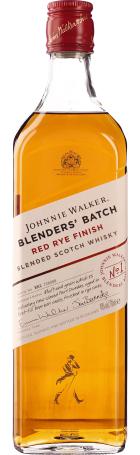 Johnnie Walker Red Rye Finish Blenders Batch 70cl