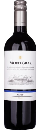 MontGras Estate Merlot 75cl