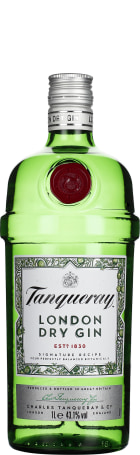 Tanqueray's Gin 1ltr