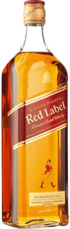 Johnnie Walker Red Label 1ltr