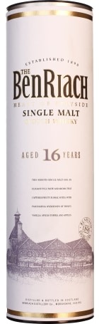 Benriach 16 years Single Malt 70cl