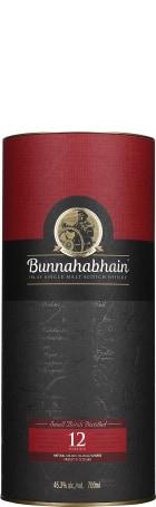 Bunnahabhain 12 years unchilfiltered 70cl