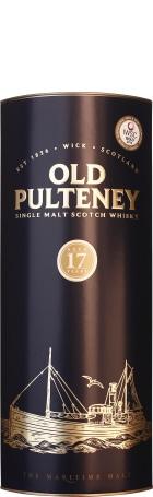Old Pulteney 17 years Single Malt 70cl