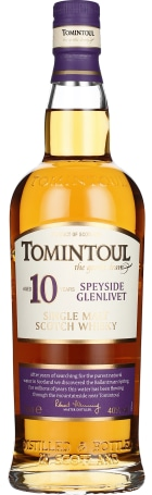 Tomintoul 10 years Single Malt 70cl