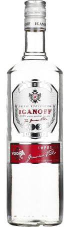 Iganoff Vodka 1ltr