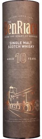 Benriach 10 years Single Malt 70cl
