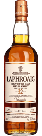 Laphroaig 32 years Single Malt Limited Edition 70cl