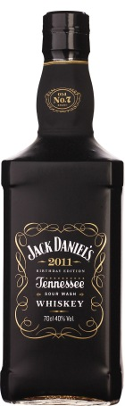 Jack Daniels 161th Birthday 70cl