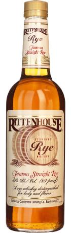 Rittenhouse Rye 70cl
