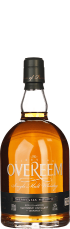 Overeem Sherry Cask Matured Single Malt Whisky 70cl