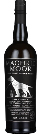 Arran Machrie Moor Cask Strength 2015 Batch 2 70cl