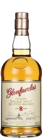 Glenfarclas 8 years Single Malt 70cl