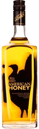 Wild Turkey American Honey 1ltr