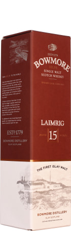 Bowmore 15 years Laimrig 70cl
