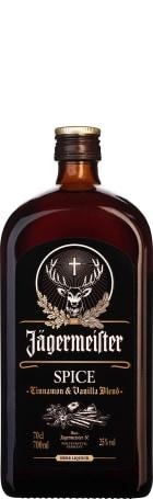 Jägermeister Spice Cinnamon & Vanilla Blend 70cl