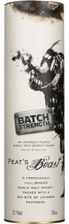 Peat's Beast Cask Strength 70cl