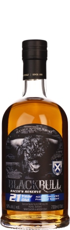 Black Bull 21 years Racer's Reserve 70cl