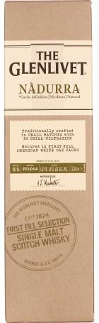 The Glenlivet Nadurra American Oak B#FF1014 1ltr