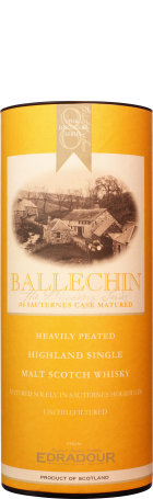 Ballechin Sauterness Cask The Discovery Series nr8 70cl